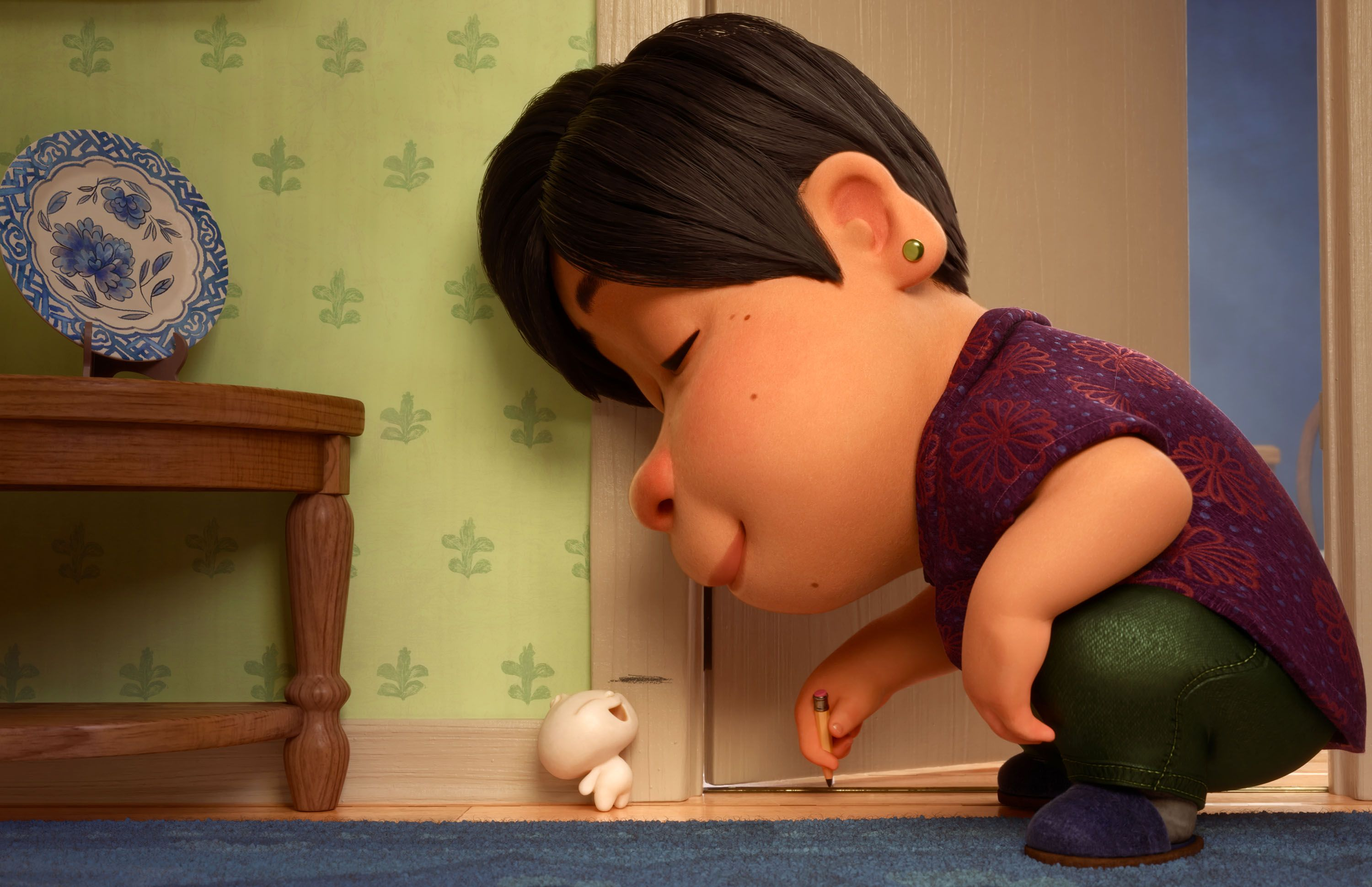 81913ece52d Watch the Oscar-Nominated Pixar Short Bao in a New Blu-ray