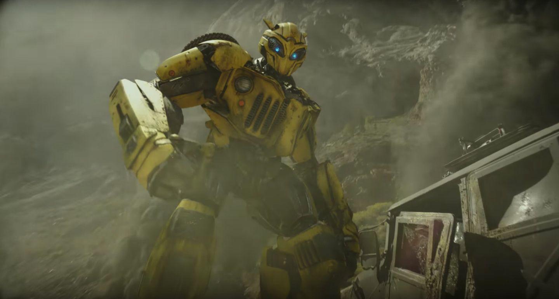 Bumbel Bee Movie: Bumblebee Video Featurette Introduces Director Travis