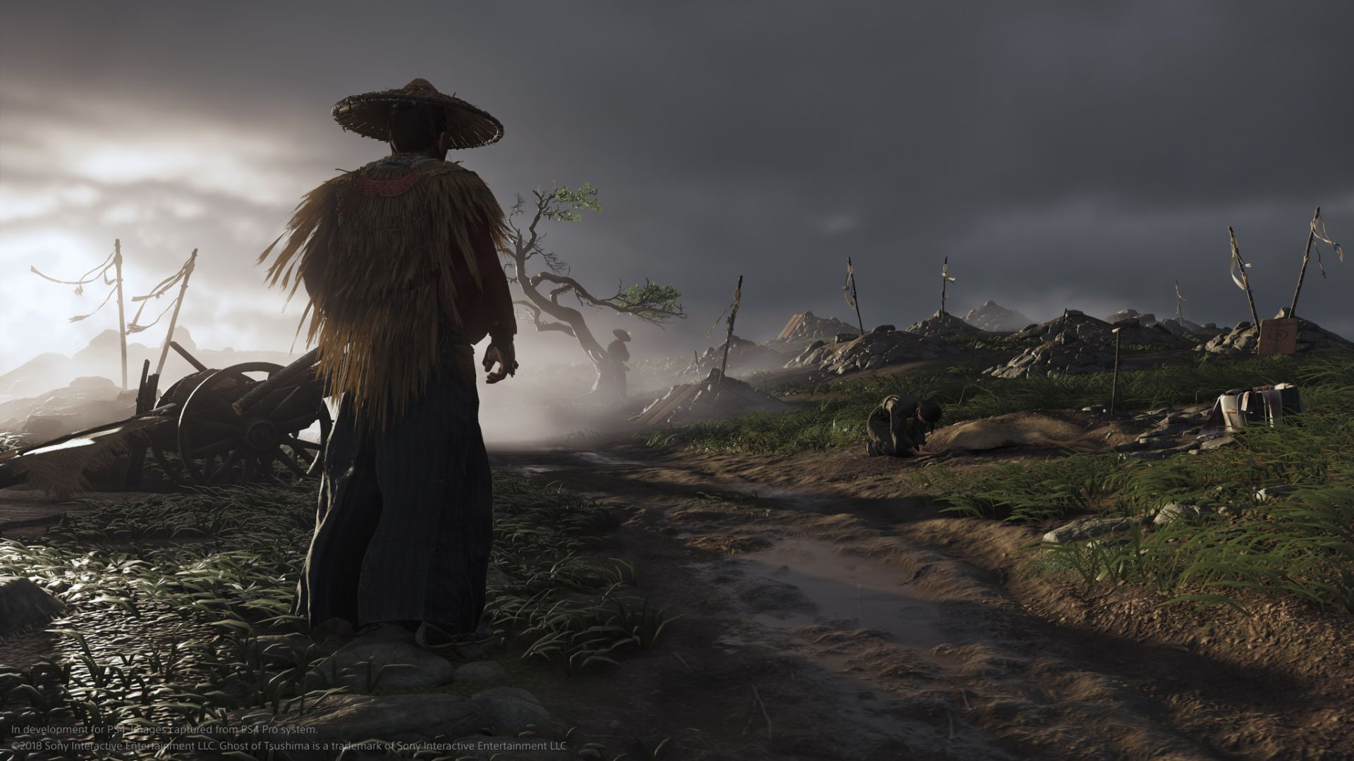 Sony E  Trailers For The Last Of Us  Ghost Of Tsushima And More Collider