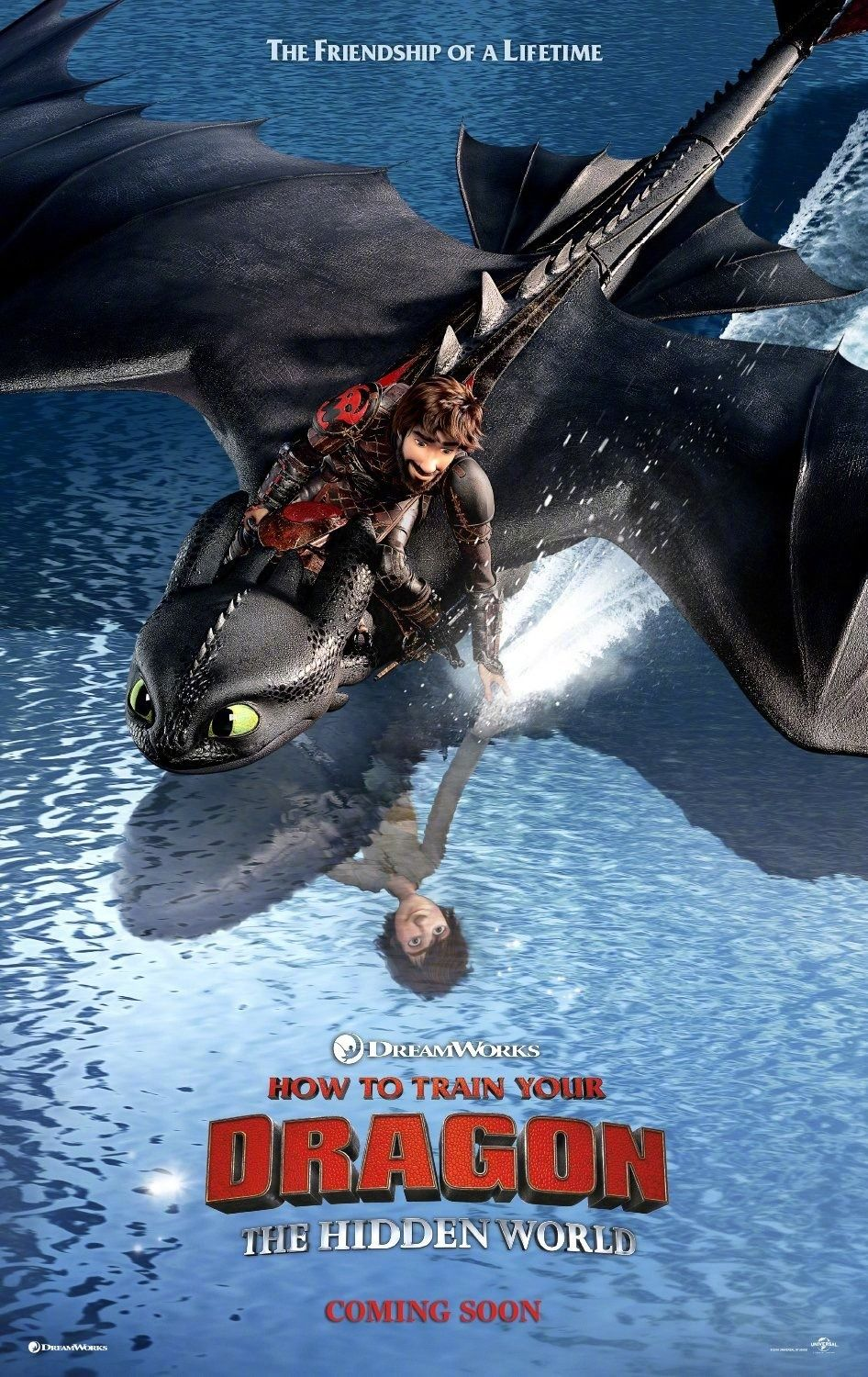How to Train Your Dragon 3 Review: A Fond Farewell to the