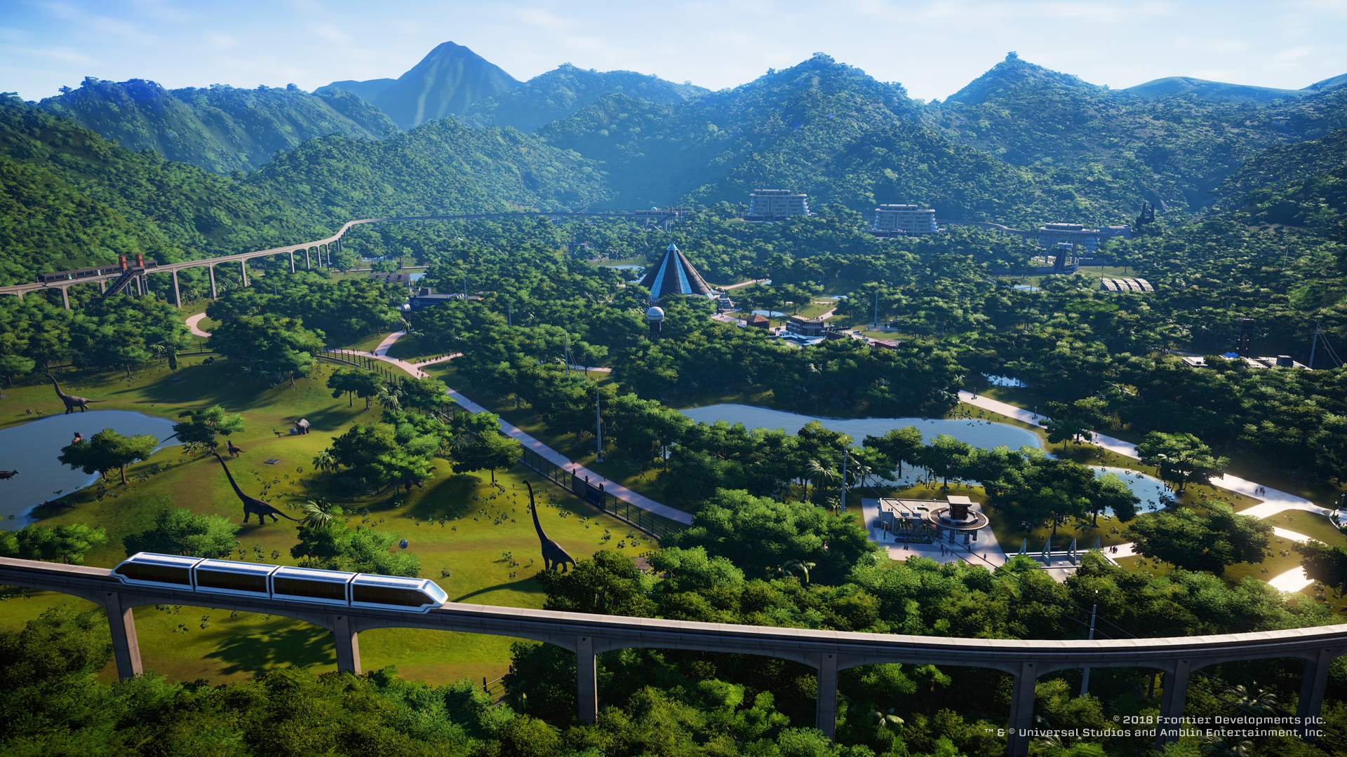 Jurassic World Evolution Download Free PC Game Full Version