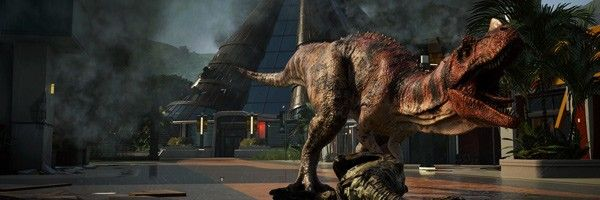 Jurassic World Evolution Is Like Roller Coaster Tycoon with