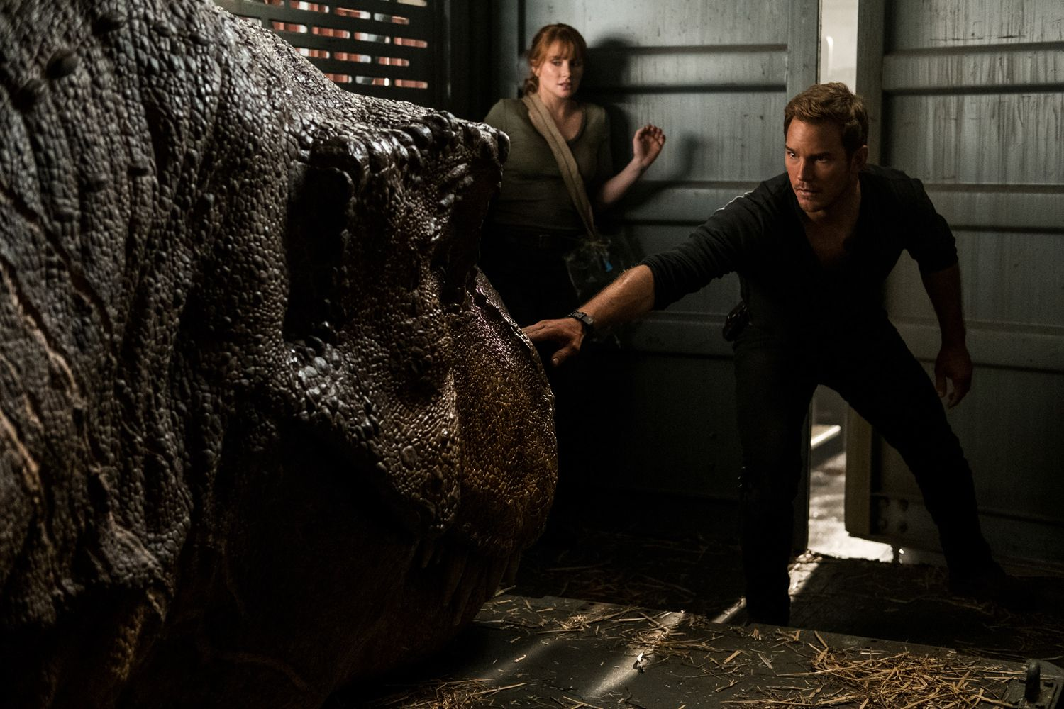 Fallen Kingdom's director on that big tearjerker moment