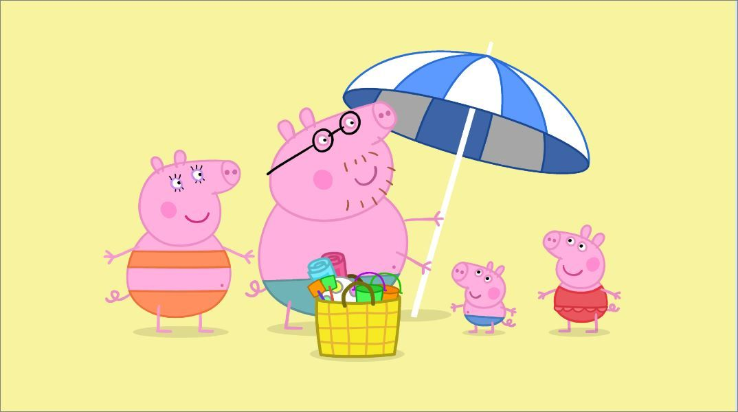 Peppa Pig Celebrates Father S Day With A Daddy Pig Q A Collider