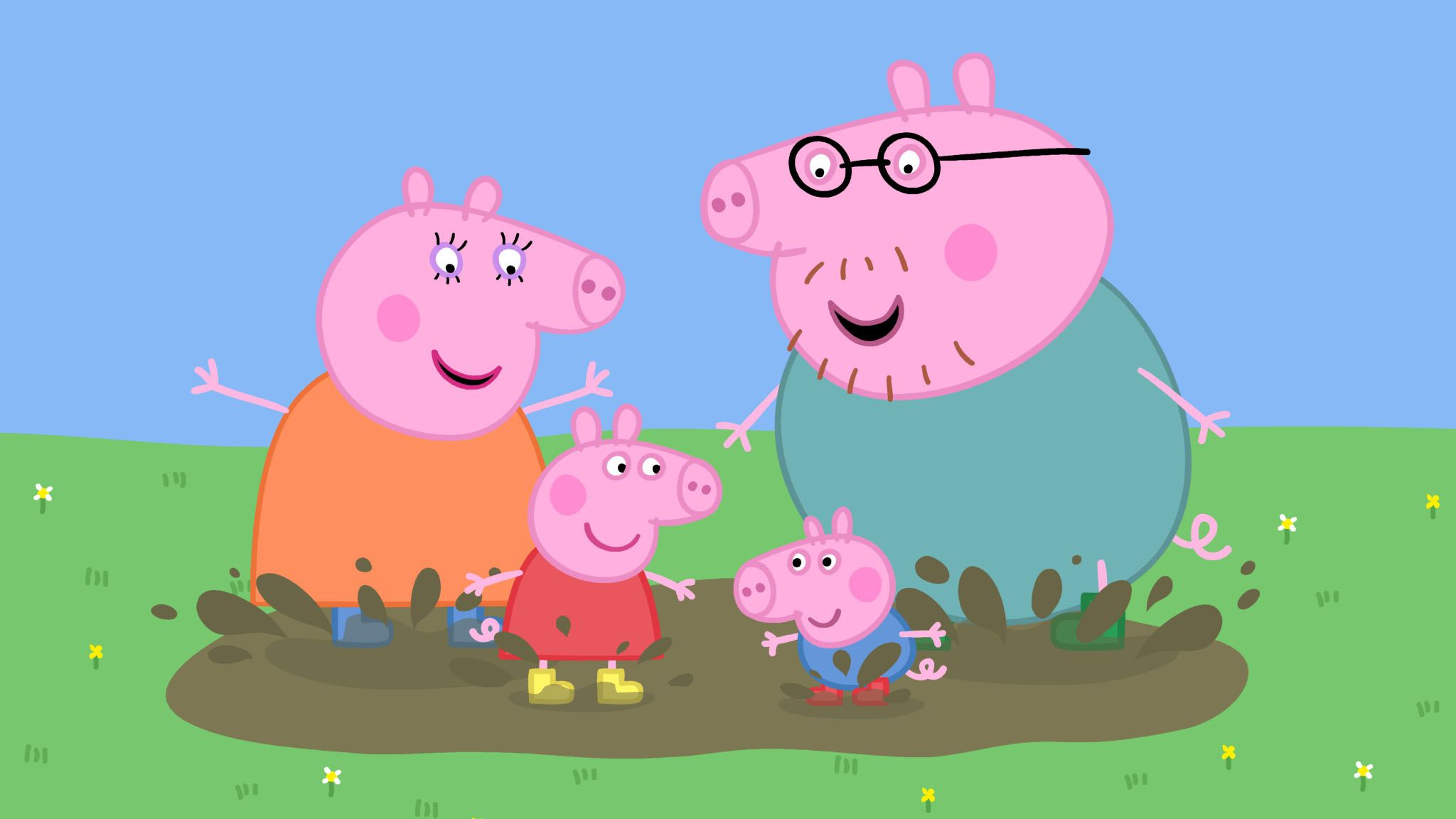 Peppa Pig Celebrates Father's Day with a Daddy Pig Q&A ...
