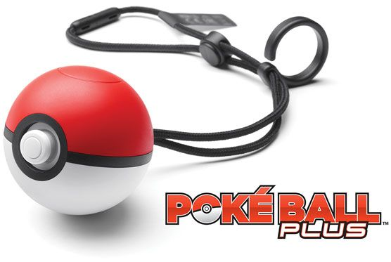 Poke Ball Plus Will Include Rare Pokemon Mew