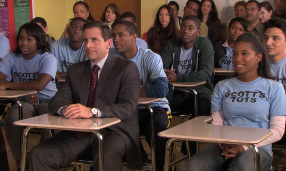 Why Scott's Tots Is One of the Best Episodes of The Office | Collider