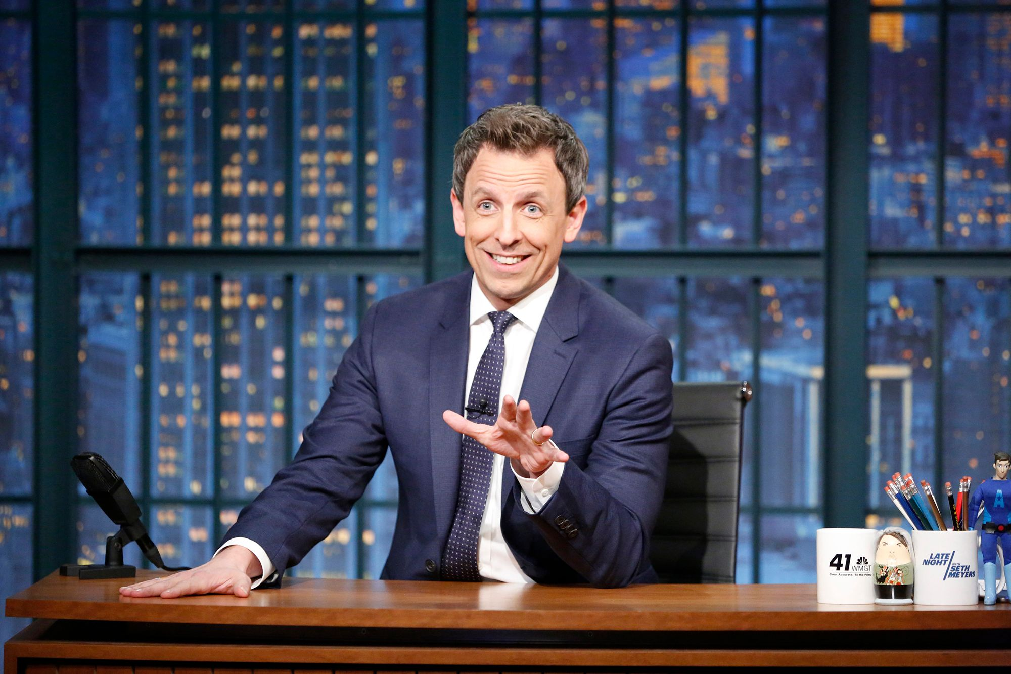Seth Meyers on the Evolution of 'Late Night', the Origins of A Closer Look, and 'Documentary Now!'