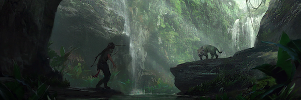 Shadow Of The Tomb Raider Gameplay Video Sends Lara Into The