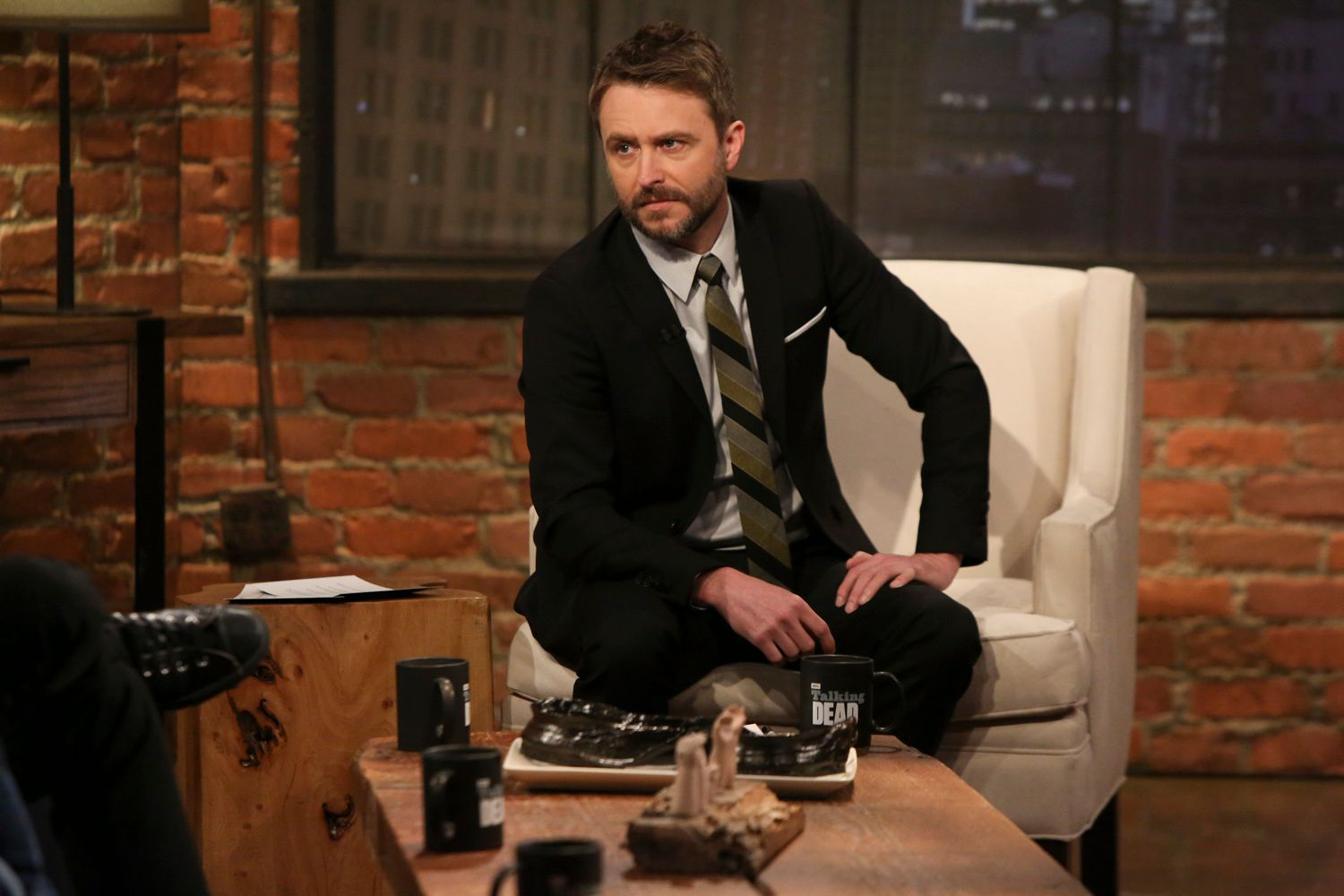 NBC to 'Assess' Chris Hardwick's Role as The Wall Host Amid Allegations
