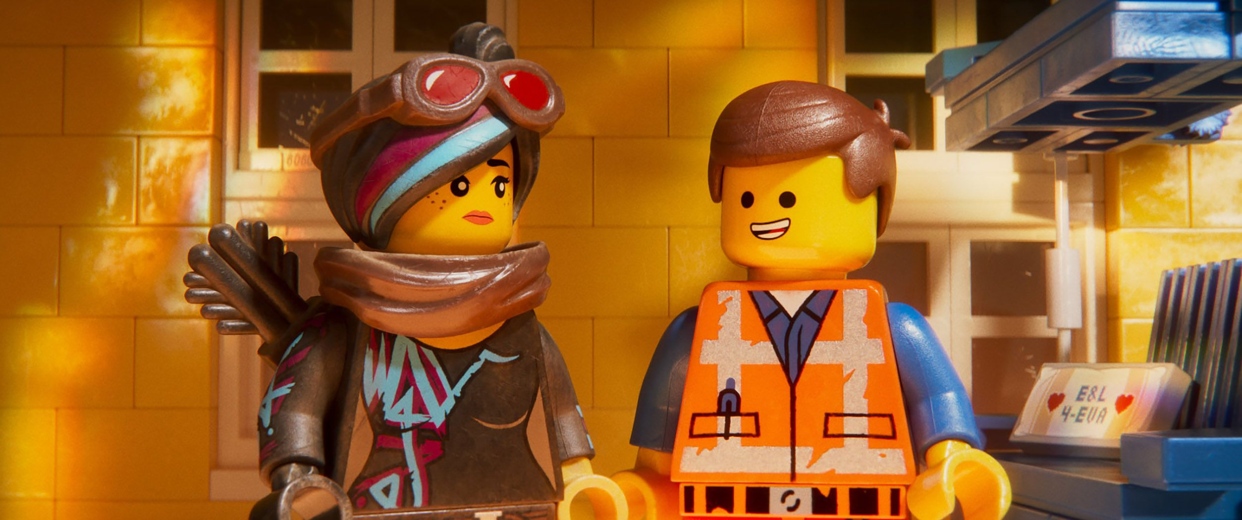 First The LEGO Movie 2 Trailer Confirms Everything Is ...
