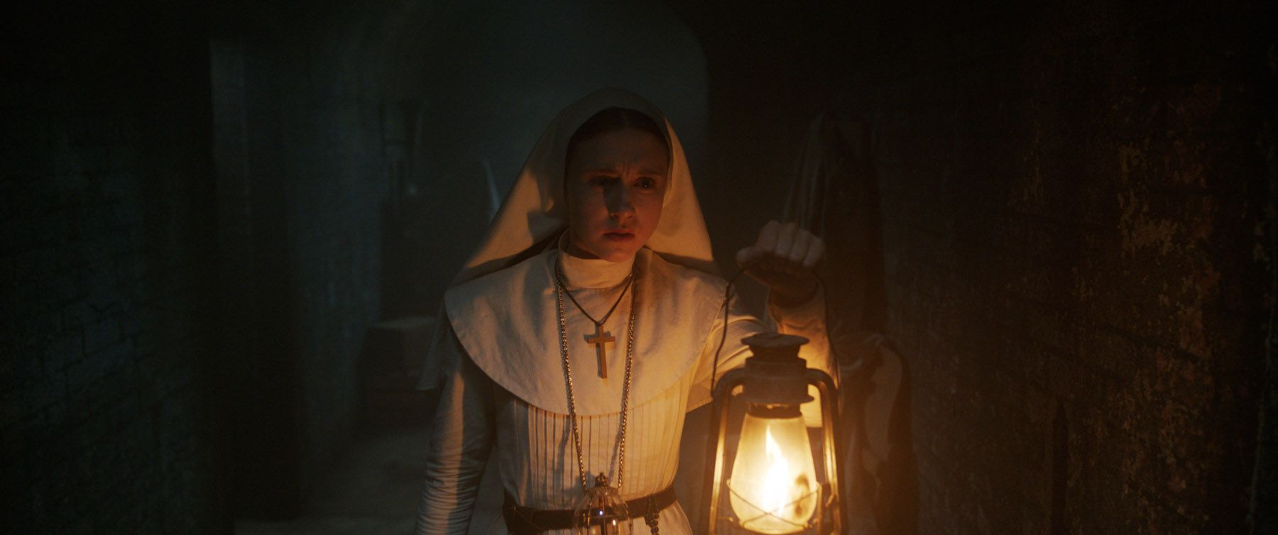 The Nun Ending Explained Where Is Valak Collider