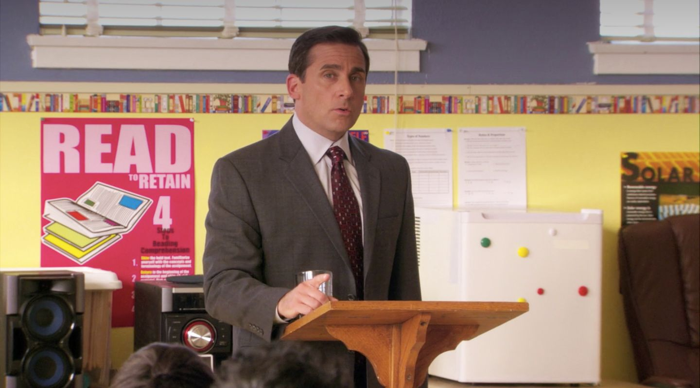 Why Scott's Tots Is One of the Best Episodes of The Office