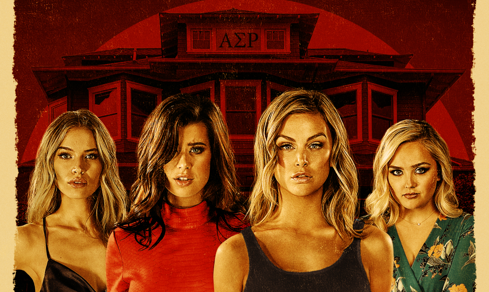 the row trailer continues the sorority slasher tradition collider - Black Christmas Trailer