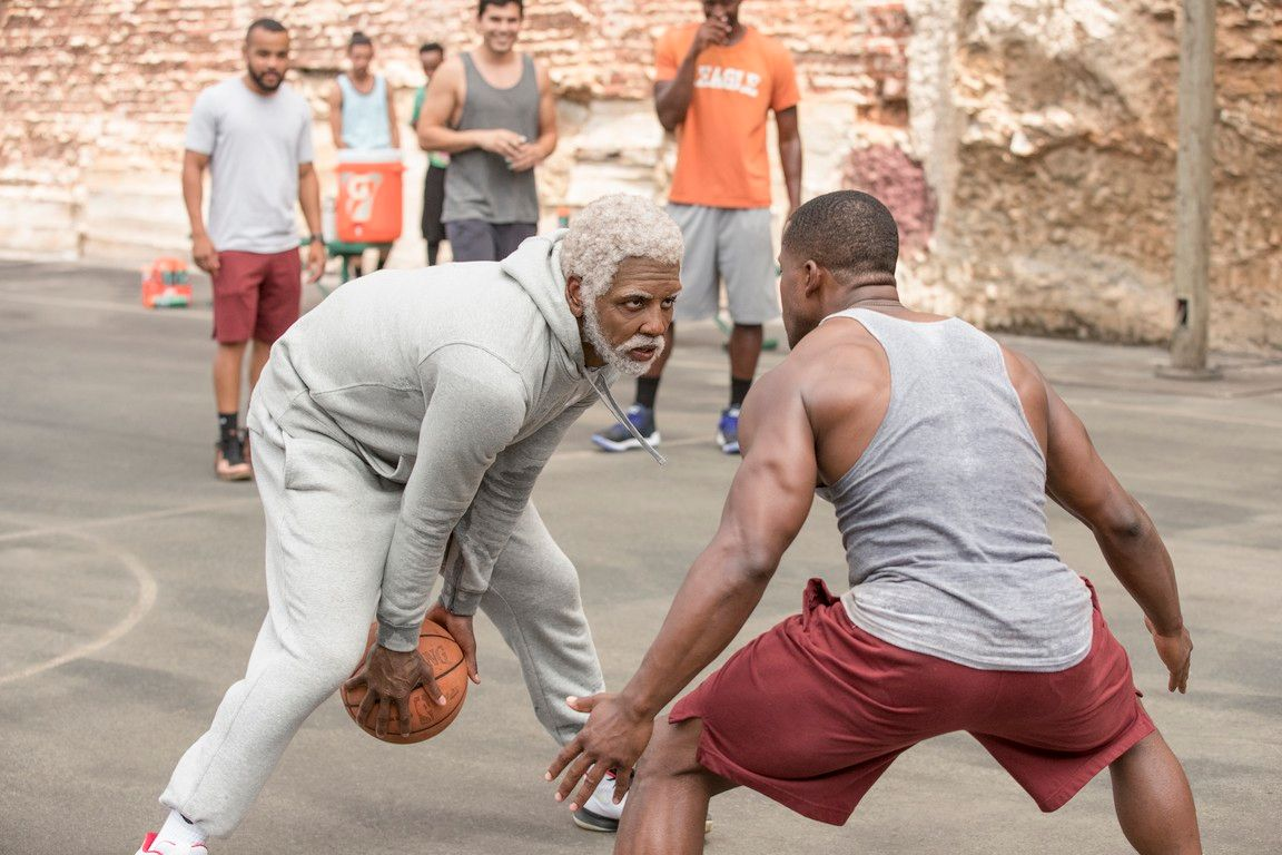 Lil Rel Howery   Nick Kroll on Uncle Drew and If They re ... f7393d63c