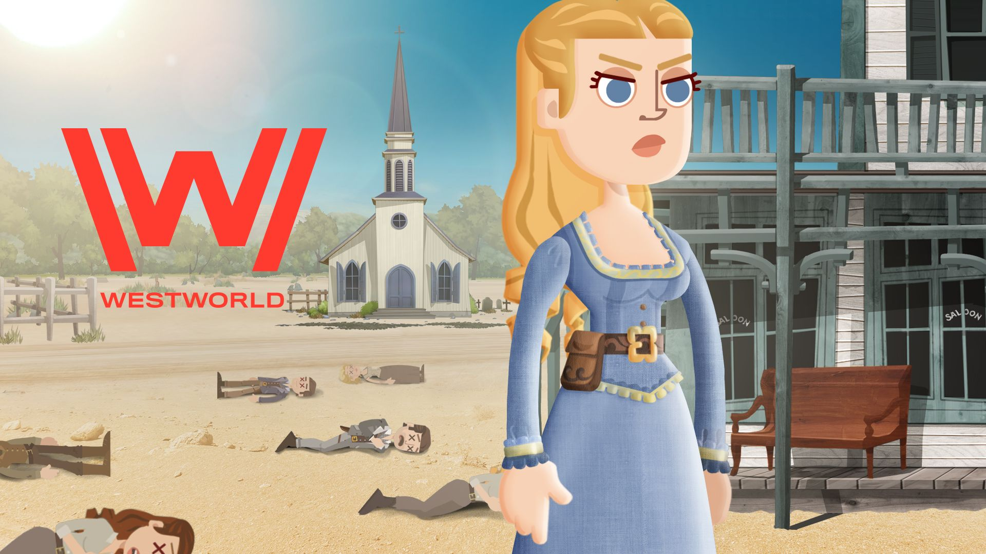 Westworld game sparks lawsuit: Fallout makers say it's 'a blatant rip-off'