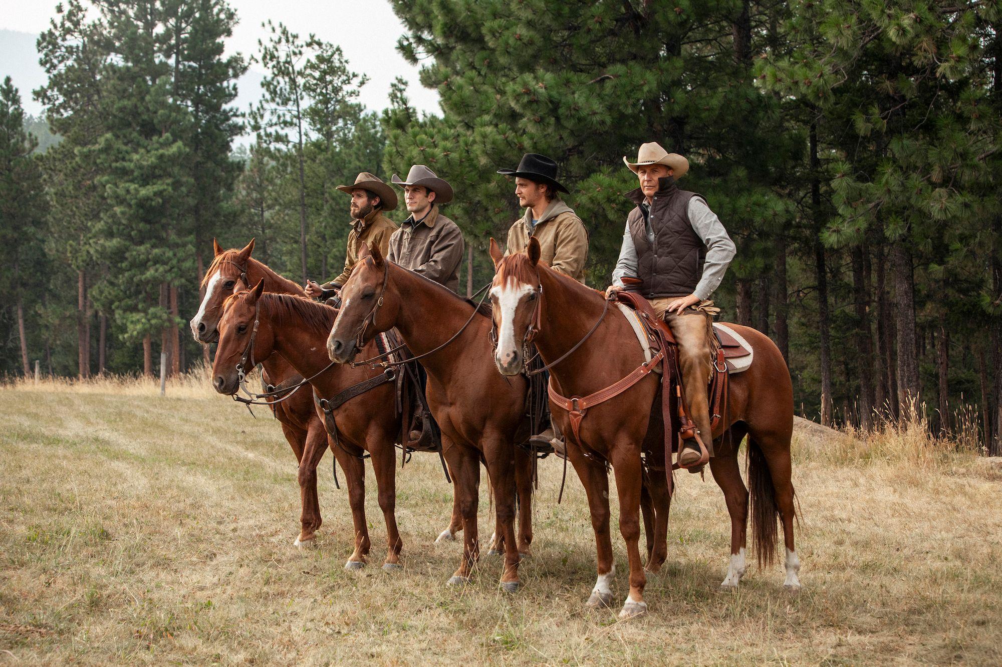 Yellowstone Tv Series