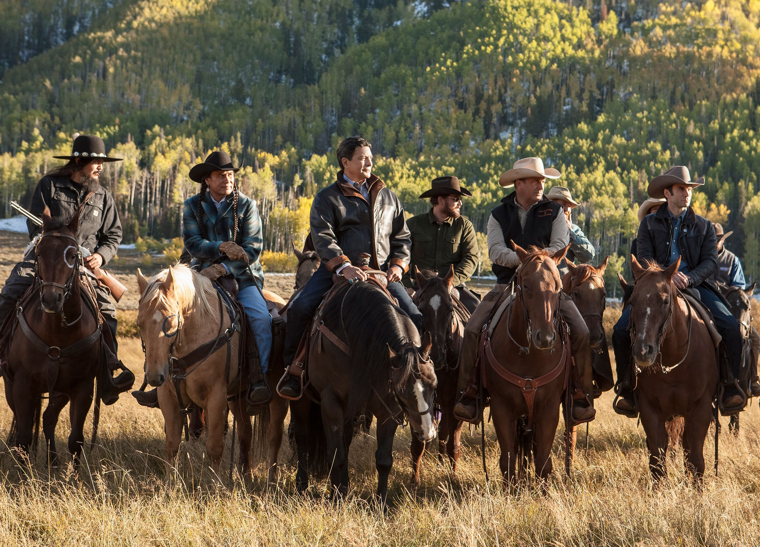 'Yellowstone' Renewed for Season 2 at Paramount Network