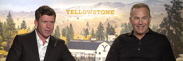 Yellowstone: Taylor Sheridan and Kevin Costner on Working Together
