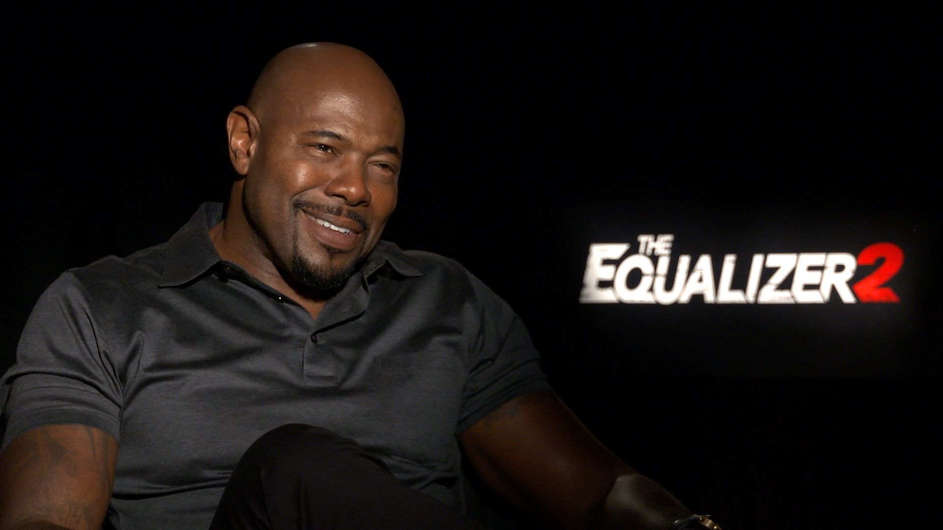 Antoine Fuqua on The Equalizer 2 and How the Archangel Michael