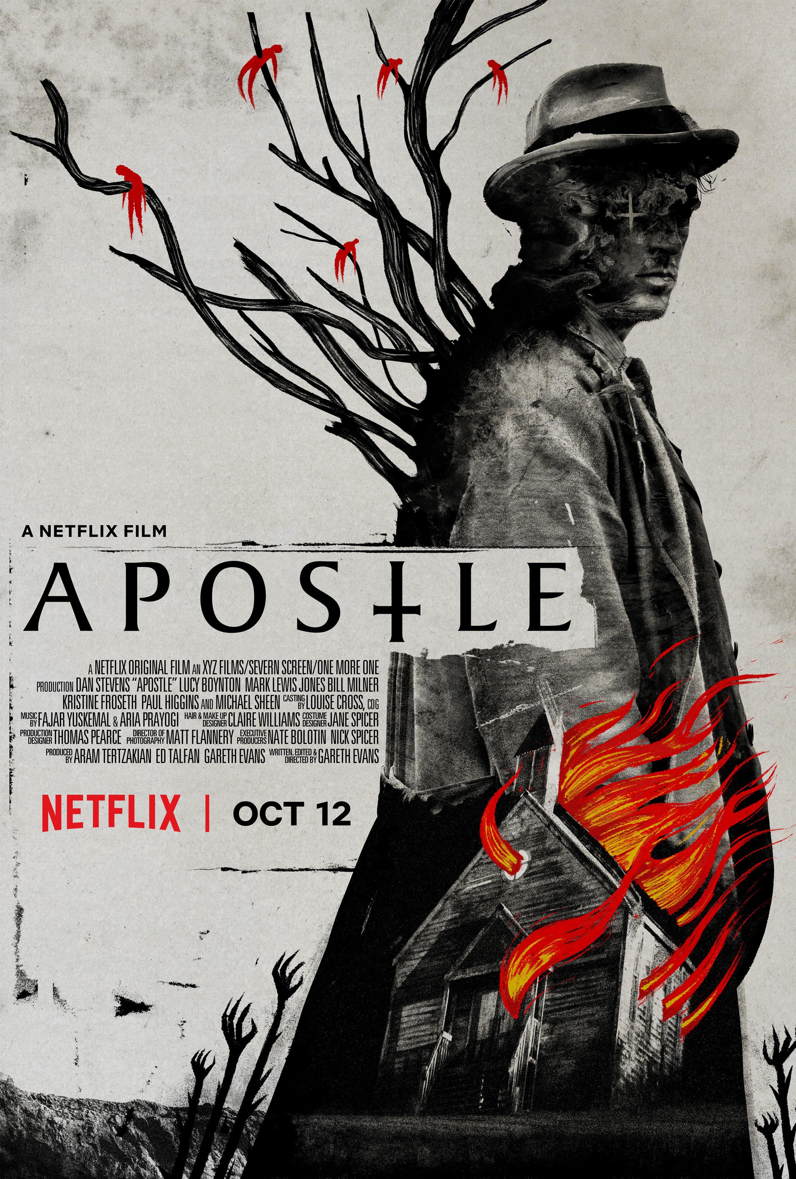 Últimas películas que has visto - (La liga 2018 en el primer post) - Página 7 Apostle-poster-netflix