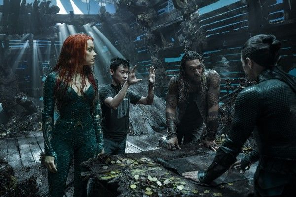 aquaman-movie-amber-heard-james-wan-jason-momoa