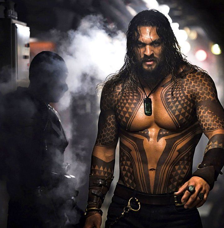 Jason Momoa On How Aquaman Will Be Like Star Wars