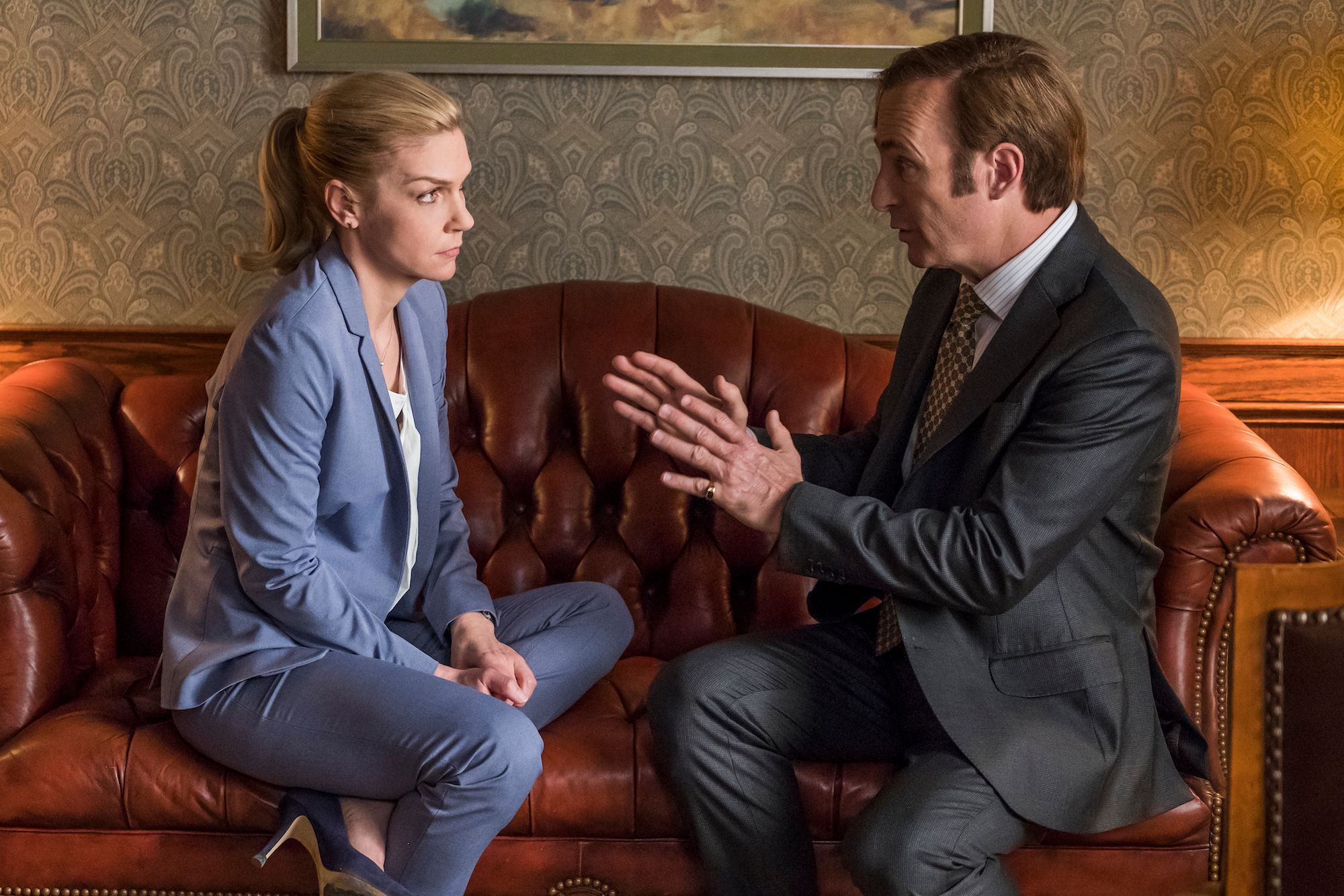 New 'Better Call Saul' Season 4 Images Show Jimmy Doing Plenty of Splainin'