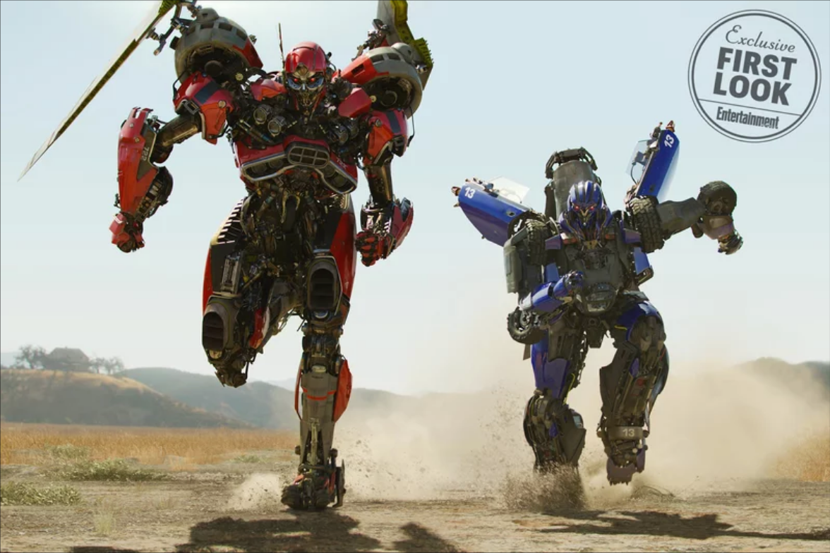 Bumblebee Movie Decepticons Revealed as the Villains ...