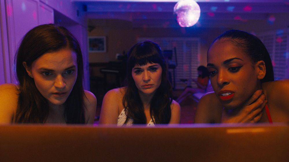 Cam Review: A Slick Thriller About Sex Work and Online ...