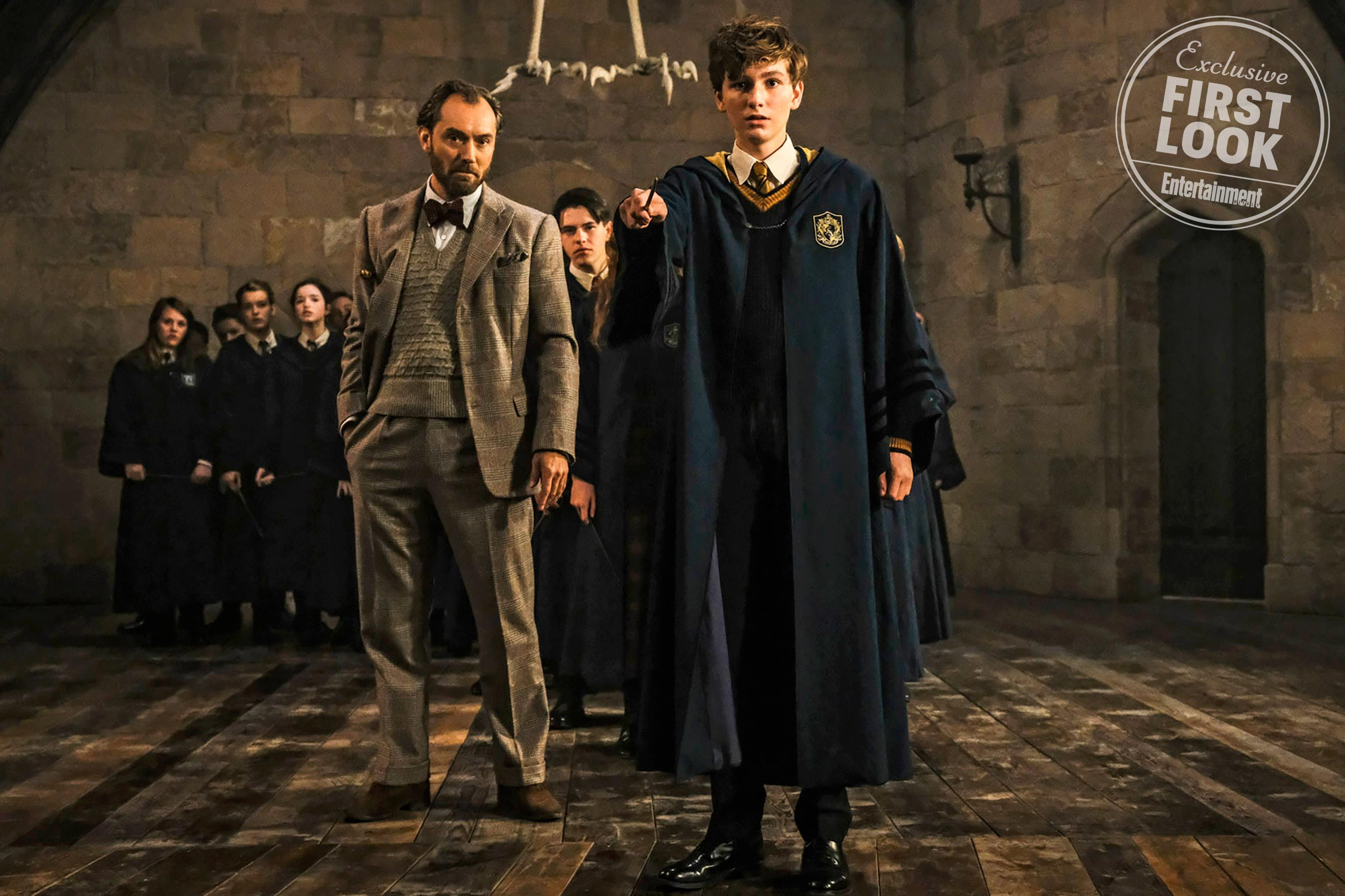 New Pic Released From Fantastic Beasts: The Crimes of Grindelwald