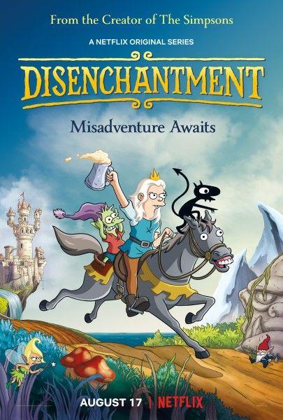 disenchantment-poster
