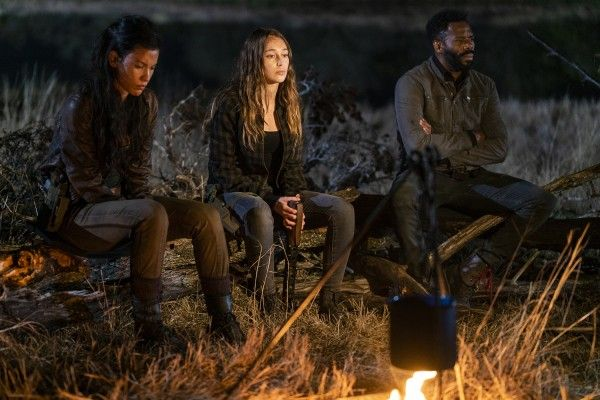 Fear the Walking Dead Cast Tease What's Coming Next Season | Collider