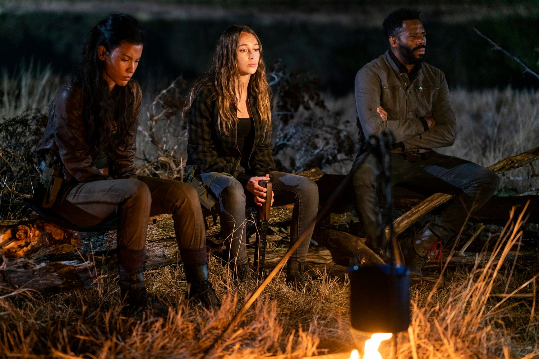 Fear the Walking Dead Cast Tease What's Coming Next Season