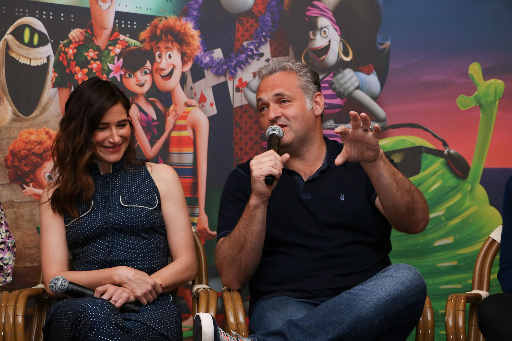 Hotel Transylvania 3 Blu Ray Arrives Just In Time For The