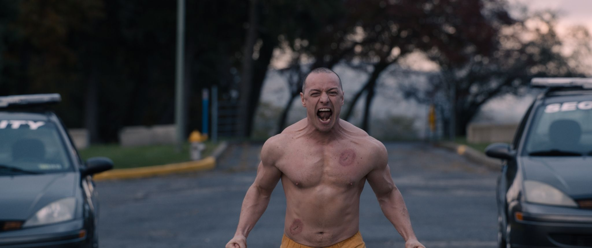 Movie Poster 2019: Glass: New Trailer Amps Up The Comic Book Action