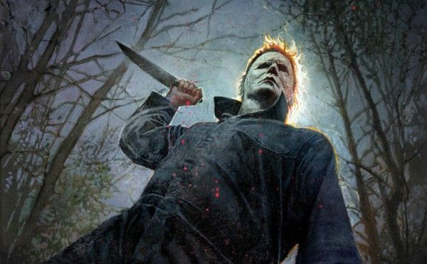 Halloween Sdcc Poster Brings Back The Shape Collider