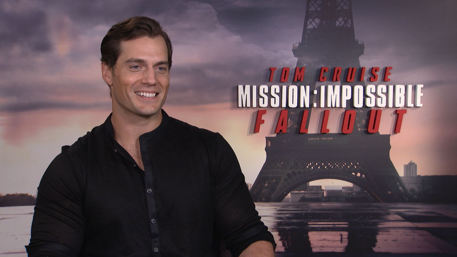 Henry Cavill On Mission Impossible Fallout Tom Cruise