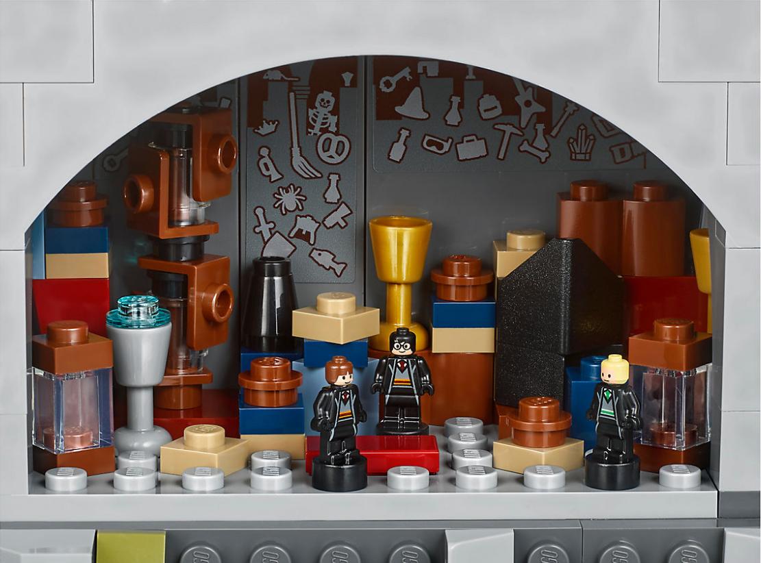 6000 Piece Lego Harry Potter Hogwarts Castle Costs 400 Collider