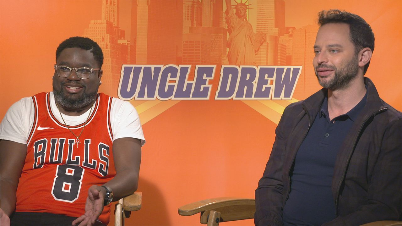 who play uncle drew