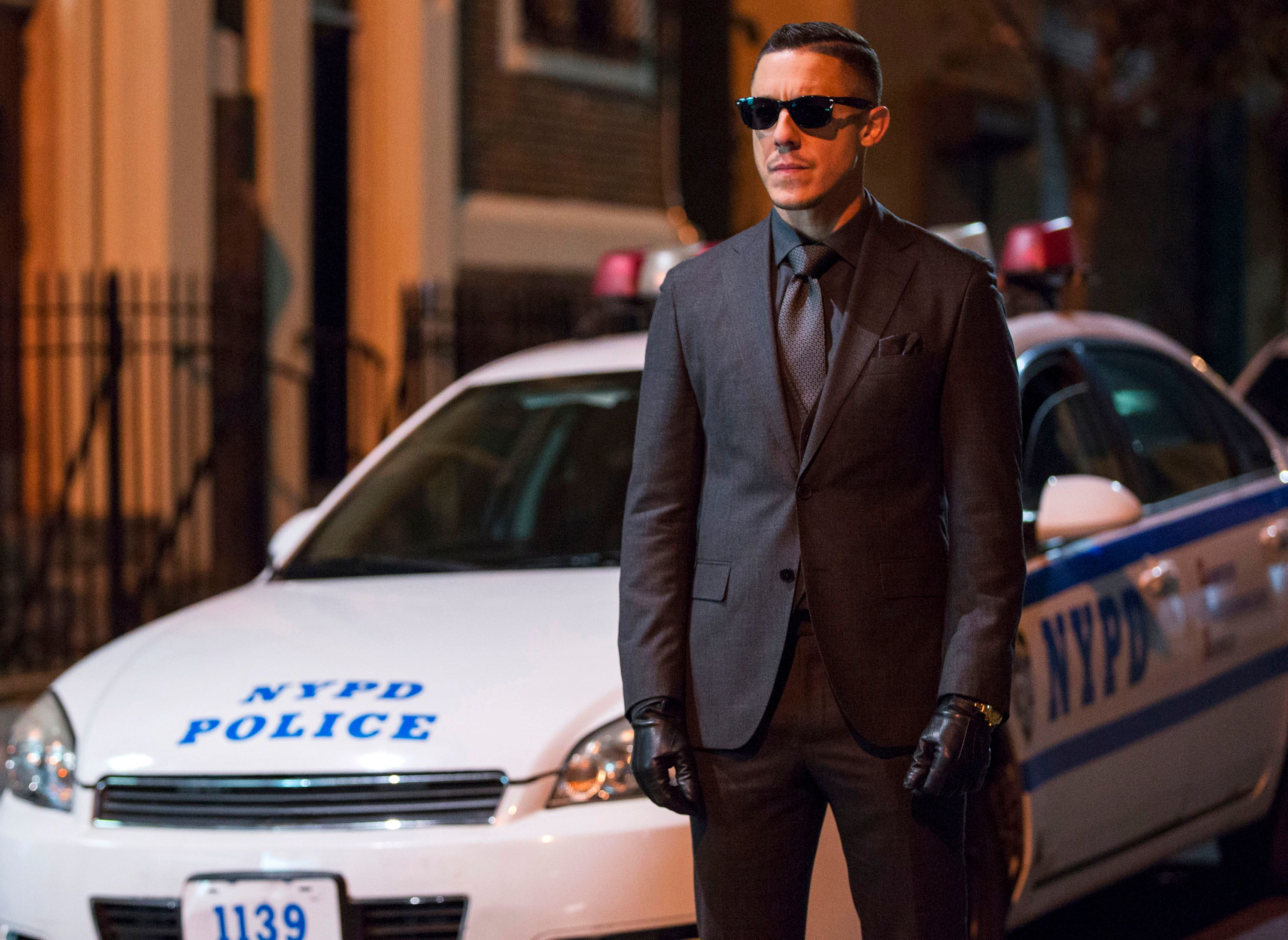 Luke Cage Season 2 Theo Rossi On Shades Journey Collider