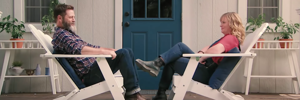 making-it-nick-offerman-amy-poehler-video