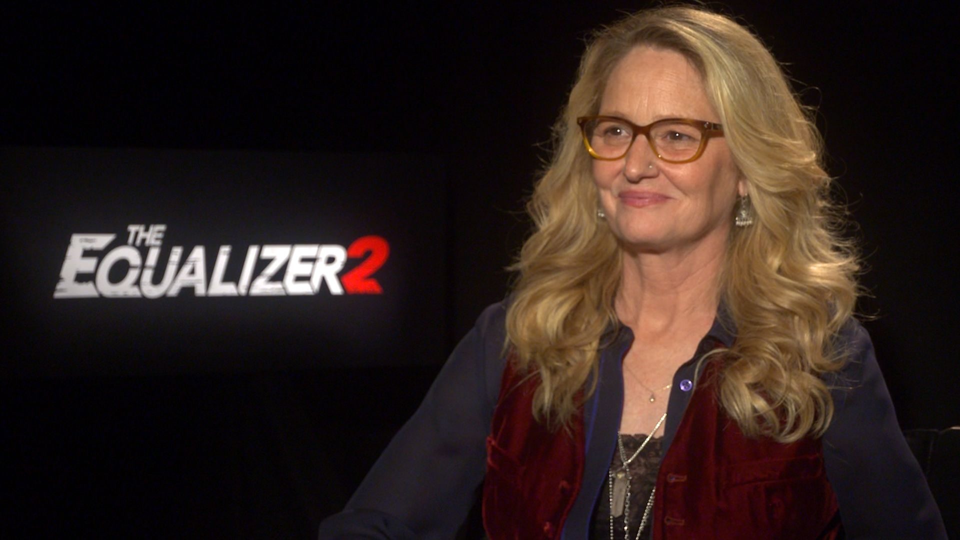 Melissa Leo on The Equalizer 2's Emotional Death Scene | Collider
