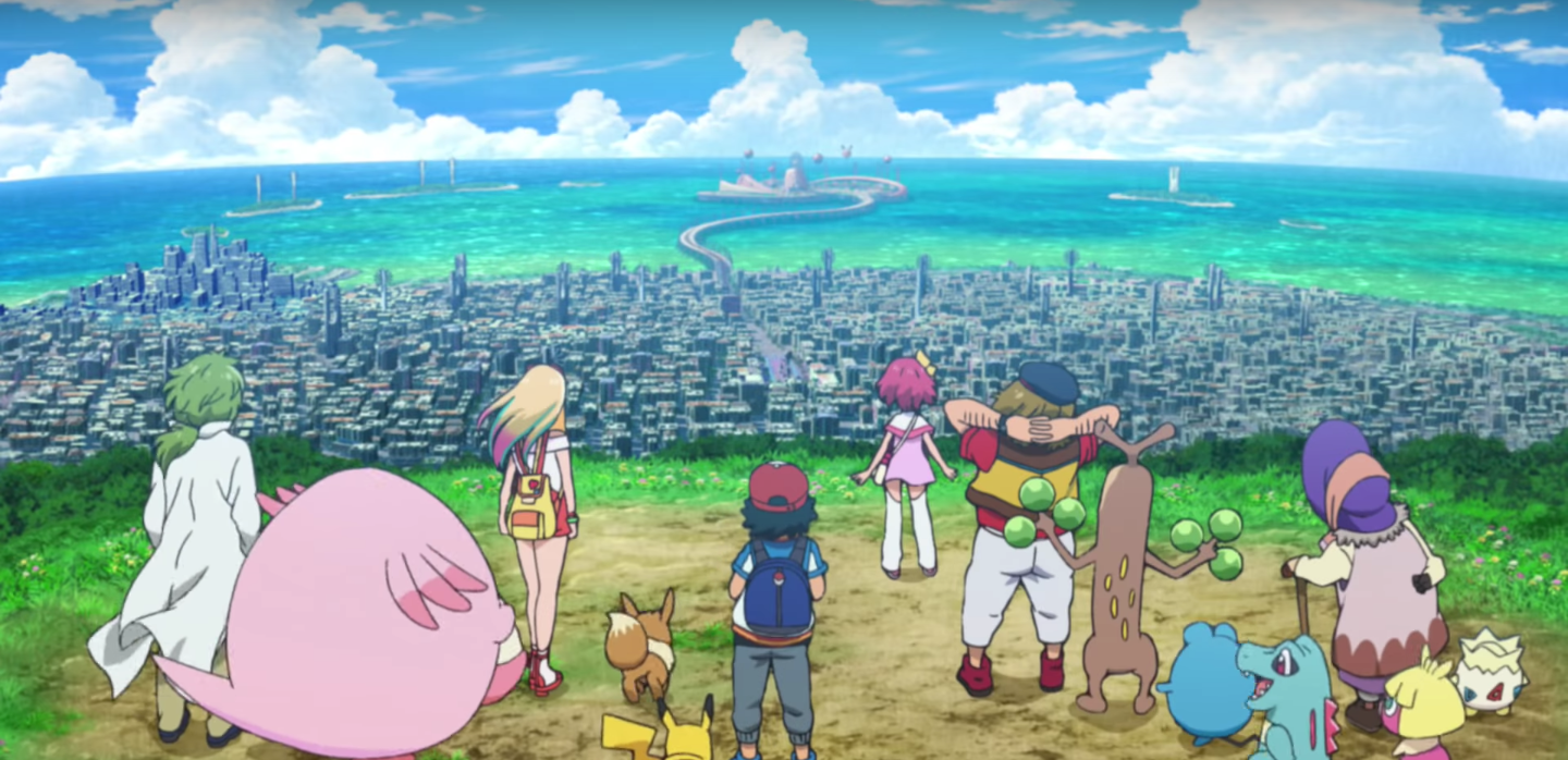 New Pokemon Movie Trailer Announces A Limited Theatrical Release
