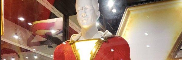 Aquaman And Shazam Costume Images Tease The Dc Films