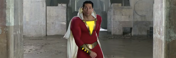 Shazam: New Trailer Celebrates the Lighter Side of the DCEU