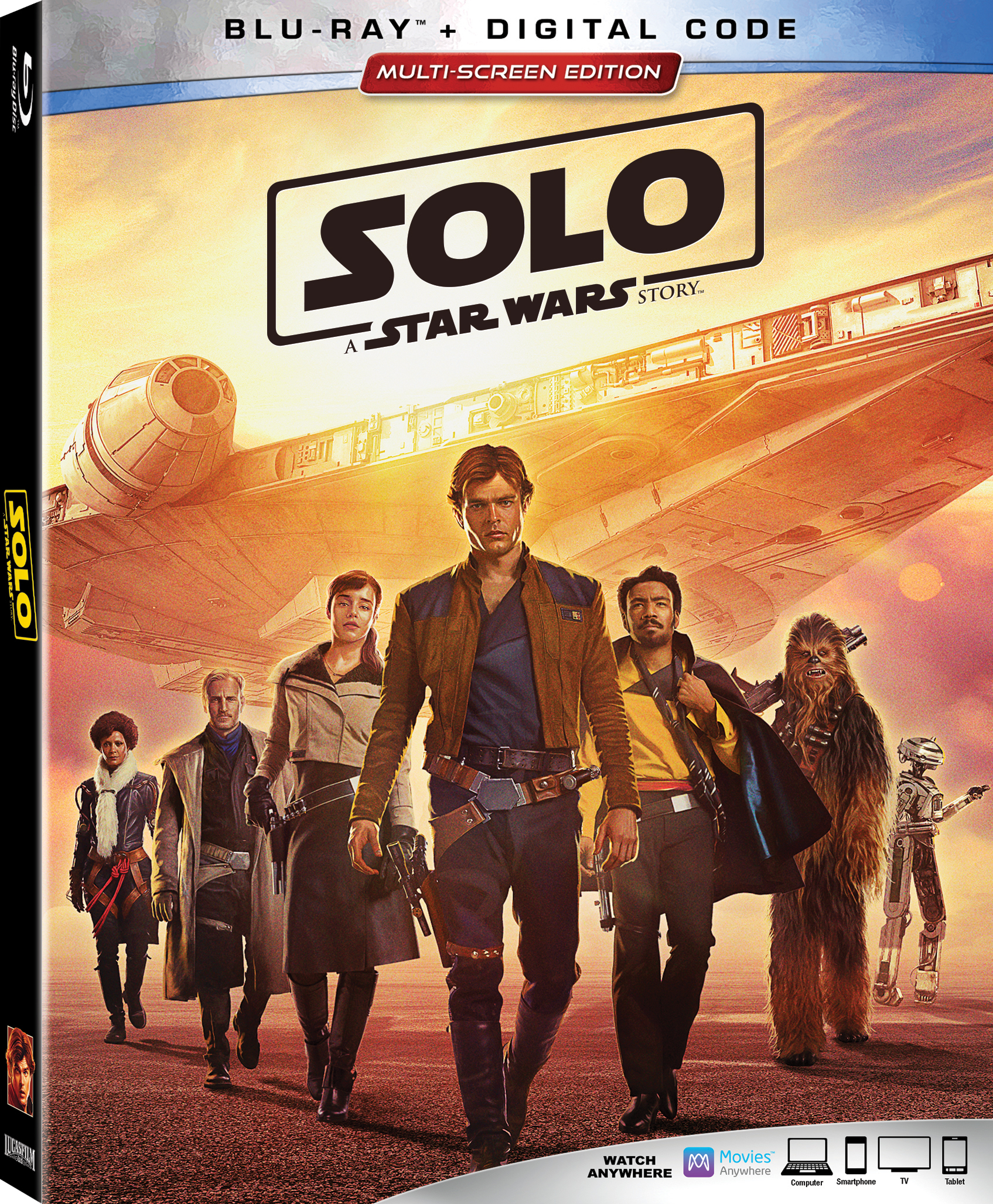 Solo Blu-ray Trailer: Details and Special Features Revealed   Collider