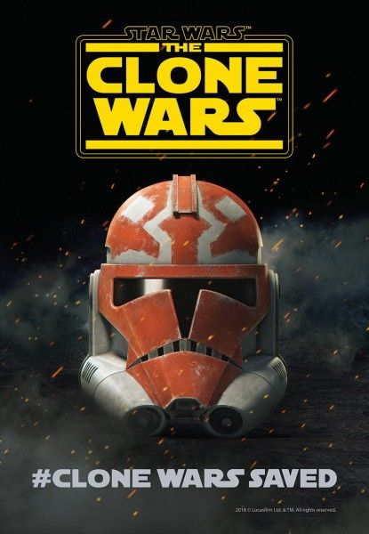Star Wars The Clone Wars Trailer New Episodes Streaming