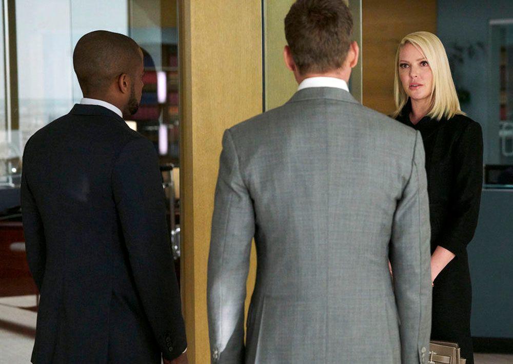 Gabriel Macht on Suits Season 8, Katherine Heigl, and Patrick J