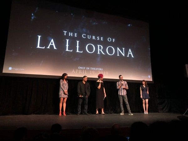 the-curse-of-la-llorona-comic-con